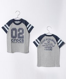crocs(KIDS WEAR)/ナンバープリントTシャツ/500219285