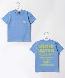 KRIFF MAYER(Kids)/ブランドロゴT(120〜130cm)/500227018