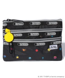 LeSportsac/SPECIAL 3 ZIP COSMETIC ハッピーランド/LS0018360