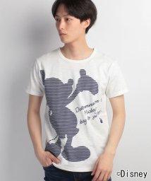 JNSJNM/【BLUE STANDARD】DISNEY 限定デザインTシャツ/500222973