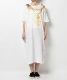 ZUCCa/コラージュプリント Tシャツ/500225505