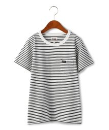 green label relaxing (Kids)/WEB限定【JUNIOR】 LEE(リー) クルーネック ポケット Tシャツ/500227607