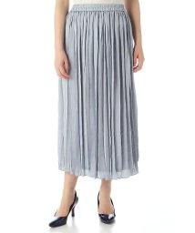 NATURAL BEAUTY BASIC/【andGIRL 6月号掲載】クラッシュプリーツスカート/500254661