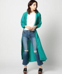 ROSE BUD/(OKIRAKU)ベルトつきシャツワンピース/500257492