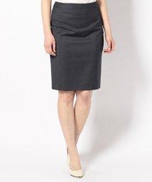 NIJYUSANKU/DORMEUIL UNIQUE STRETCH TWIL スカート/500259697