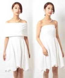form forma/【ウェディングドレス】2WAYショートウェディングドレス/500238424