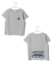 Lovetoxic/ChampionコラボTシャツ/500247565