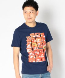SHIPS JET BLUE/NIKE: VINTAGE SHOEBOX Tシャツ/500259980