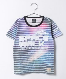 KRIFF MAYER(Kids)/総柄プリントT(SPACE)(140〜160cm)/500250602