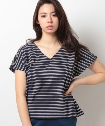 Doux archives /【OP限定価格】ダブルラインボーダーカットソー/500255677