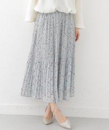 URBAN RESEARCH/【WAREHOUSE】フラワープリーツスカート/500226305