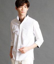 NICOLE CLUB FOR MEN/7分袖カットソーシャツ/500239797