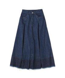 PROPORTION BODY DRESSING/《BLANCHIC》ロングデニムスカート/500268979