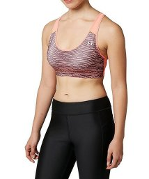 UNDER ARMOUR/アンダーアーマー/レディス/UA WORKOUT BRA PRINTED C/D/500269581