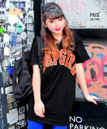 ANAP GiRL/ビッグロゴTシャツ/500263663
