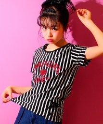 ANAP GiRL/サイドスピンドルロゴTシャツ/500263664