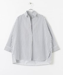 URBAN RESEARCH/スキッパーチュニックシャツ/500274869