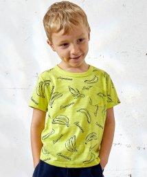green label relaxing (Kids)/【KIDS】フルーツソウガラ プリント Tシャツ/500272825