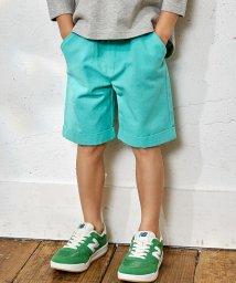 green label relaxing (Kids)/STR/ソリッド パンツ 5L/500272827