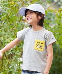F.O.KIDS / F.O.KIDS MART/ChampionUSATシャツ/500273511