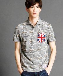 NICOLE CLUB FOR MEN/Admiral(アドミラル)別注ホリゾンタル衿ポ/500281441