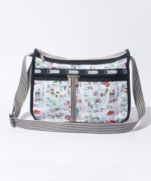 LeSportsac/DELUXE EVERYDAY BAG ニューヨークニューヨーク/LS0018398