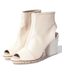 INTER-CHAUSSURES IMPORT/【Pretty NANA】オープントゥブーツサンダル/001861808