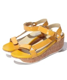 INTER-CHAUSSURES IMPORT/【Callipigia】ベルクロ厚底サンダル/500277356
