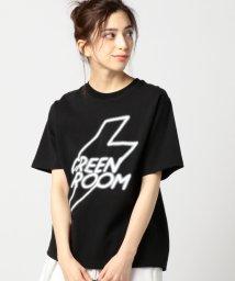 ROSE BUD/(ROSE BUD)GREEN ROOMプリント半袖Tシャツ/500290967