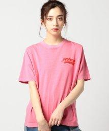 ROSE BUD/(ROSE BUD)GREEN ROOMロゴプリント半袖Tシャツ/500290969