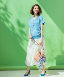 JIYU-KU /【再入荷!・洗える】マルチプリーツパンツ スカーチョ/500300225