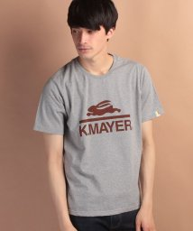 KRIFF MAYER/ブランドロゴ半袖TEE/500278404