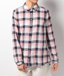 HILFIGER DENIM/Basic check cheesecloth shirt l/s 7/001786116