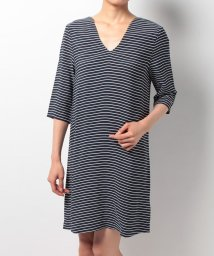 HILFIGER DENIM/Basic vn dress 3/4 slv 34/500281228