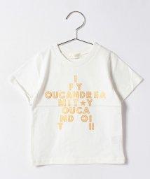 b-ROOM/スターロゴ半袖Tシャツ/500284527