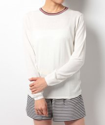 TOMMY HILFIGER WOMEN/AS HILISSA TIPPING C-NK SWTR/500290331