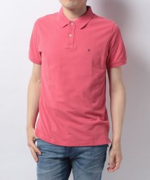 TOMMY HILFIGER MENS/SLIM FIT POLO S/S SF/001826407