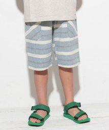 crocs(KIDS WEAR)/ボーダーショートパンツ/500274801