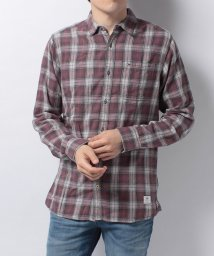 HILFIGER DENIM/Check double cloth shirt l/s 12/500281122