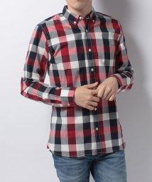 HILFIGER DENIM/Poplin check shirt l/s 21/500281123