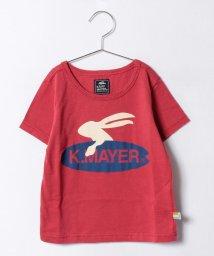 KRIFF MAYER(Kids)/ブランドロゴ半袖T(サーフ)(110〜130cm)/500287200