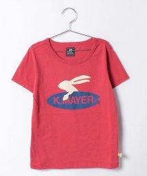 KRIFF MAYER(Kids)/ブランドロゴ半袖T(サーフ)(140〜160cm)/500287201