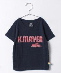 KRIFF MAYER(Kids)/ブランドロゴTEE(柄ロゴ)(110〜130cm)/500287202