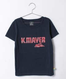 KRIFF MAYER(Kids)/ブランドロゴTEE(柄ロゴ)(140〜160cm)/500287203