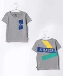 KRIFF MAYER(Kids)/ブランドロゴポケT(ペンキ)(120〜130cm)/500287204