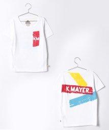 KRIFF MAYER(Kids)/ブランドロゴポケT(ペンキ)(140〜160cm)/500287205