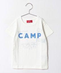 KRIFF MAYER(Kids)/メッセージTEE(CAMP)(110〜130cm)/500287214