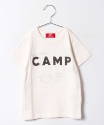 KRIFF MAYER(Kids)/メッセージTEE(CAMP)(110〜130cm)/500287214