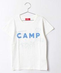 KRIFF MAYER(Kids)/メッセージTEE(CAMP)(140〜160cm)/500287215