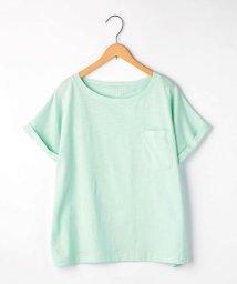 coen/スラブポケットTシャツ/500301075
